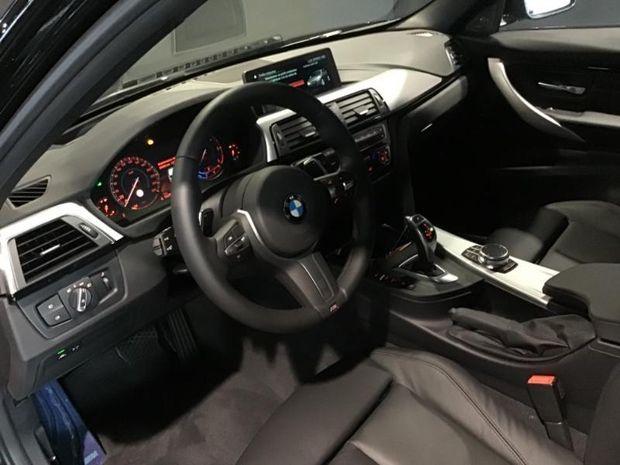 Photo miniature de la BMW Serie 3 Touring 320dA xDrive 190ch M Sport 2018 d'occasion