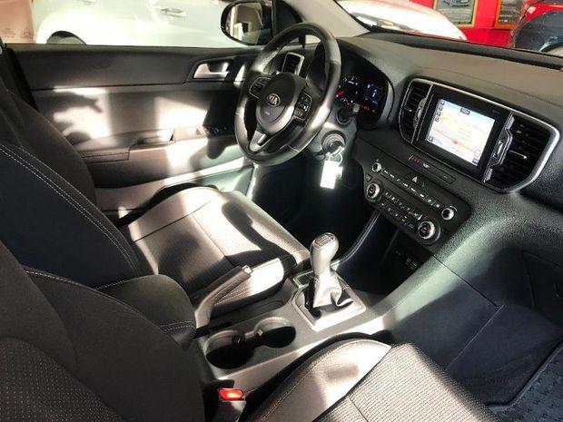 Photo miniature de la Kia Sportage 1.7 CRDi 115ch ISG Active 4x2 2017 d'occasion