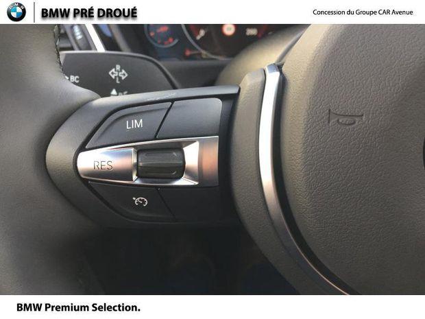 Photo miniature de la BMW Serie 3 318dA 150 ch Berline Luxury 2018 d'occasion