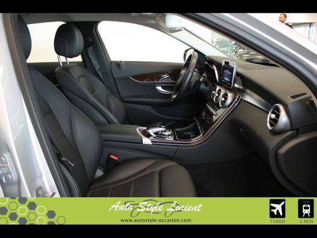Photo miniature de la Mercedes Classe C 180 d Executive 7G-Tronic Plus 2017 d'occasion