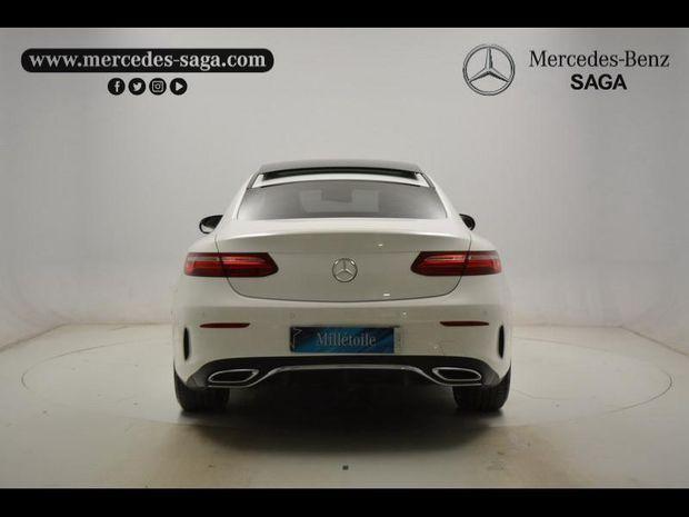 Photo miniature de la Mercedes Classe E Coupe 220 d 194ch Sportline 9G-Tronic 2017 d'occasion