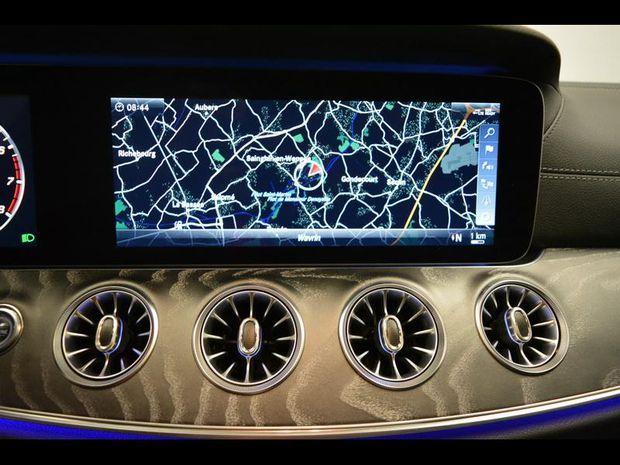 Photo miniature de la Mercedes Classe CLS 450 367ch EQ Boost AMG Line+ 4Matic 9G-Tronic 2018 d'occasion