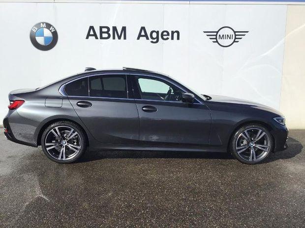 Photo miniature de la BMW Serie 3 320dA 190ch Luxury Euro6c 2019 d'occasion