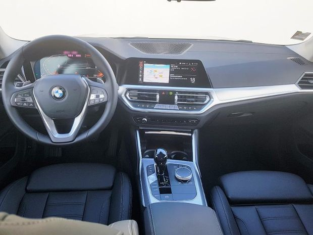 Photo miniature de la BMW Serie 3 320dA 190ch Luxury 2019 d'occasion