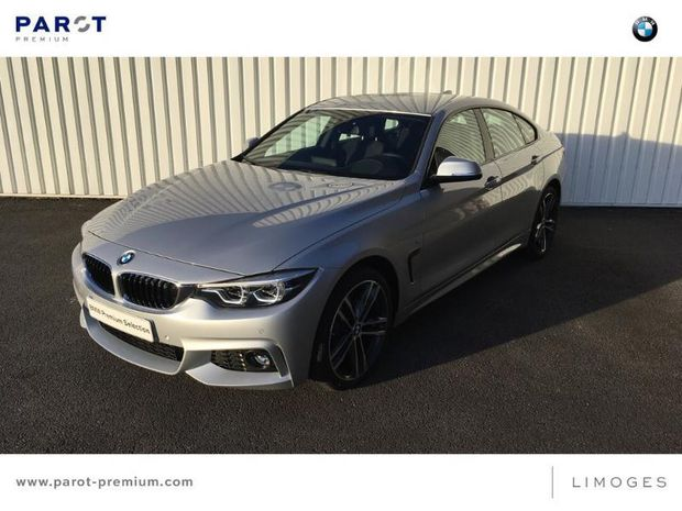 Photo miniature de la BMW Serie 4 Gran Coupe 420dA xDrive 190ch M Sport Euro6c 2019 d'occasion