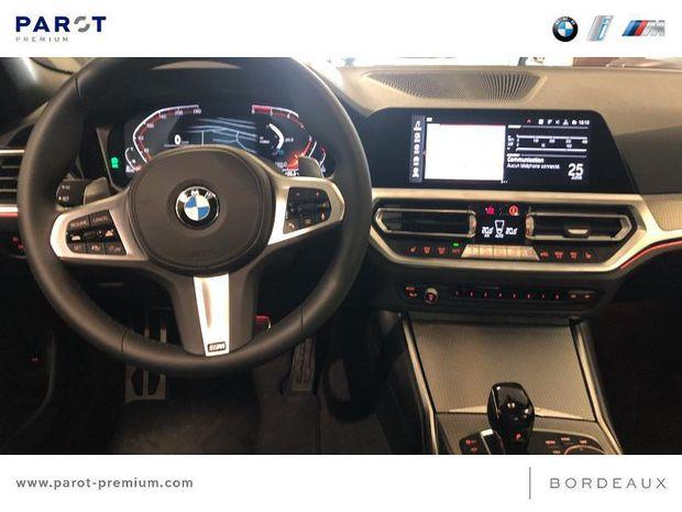 Photo miniature de la BMW Serie 3 320dA 190ch M Sport Euro6d-T 2019 d'occasion