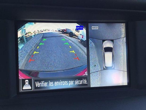 Photo miniature de la Infiniti Q30 2.2d 170ch Premium Tech AWD DCT7 2017 d'occasion