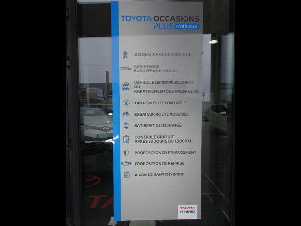 Photo miniature de la Toyota Auris HSD 136h Design RC18 2018 d'occasion