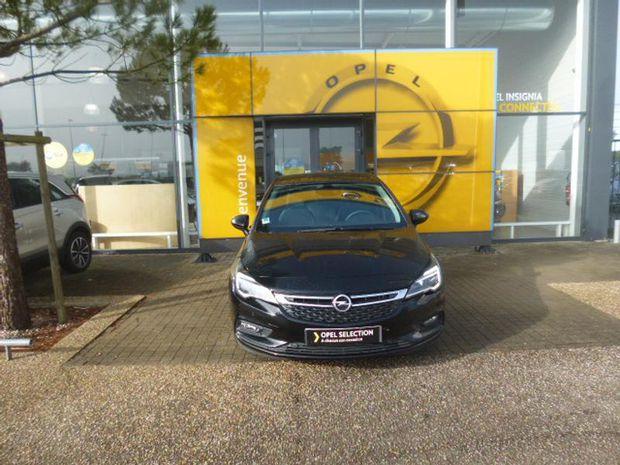Photo miniature de la Opel Astra 1.6 D 110ch Innovation 2018 d'occasion
