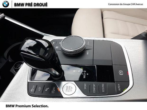 Photo miniature de la BMW Serie 3 320dA 190ch Berline Luxury 2019 d'occasion