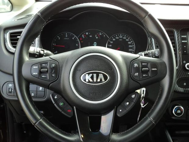 Photo miniature de la Kia Carens 1.7 CRDi 115ch ISG Active 7pl 2018 d'occasion