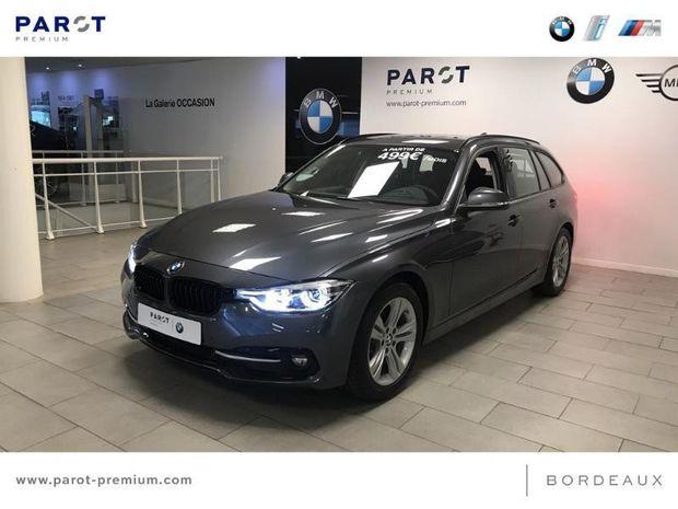 Photo miniature de la BMW Serie 3 Touring 320d 163ch EfficientDynamics Edition Business Design Euro6c 2018 d'occasion