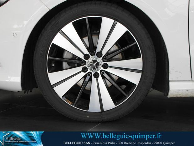 Photo miniature de la Mercedes CLA 180 Sensation 7G-DCT 2018 d'occasion