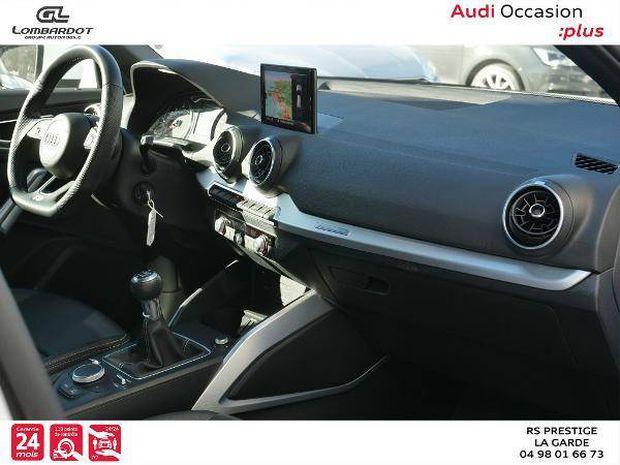 Photo miniature de la Audi Q2 1.6 TDI 116 ch S tronic 7 S Line 2017 d'occasion