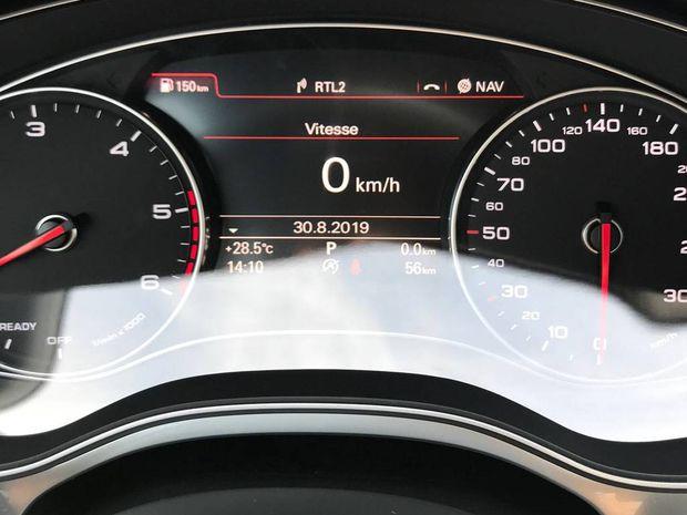 Photo miniature de la Audi A7 Sportback V6 3.0 TDI 272 S tronic 7 Quattro S line 2017 d'occasion