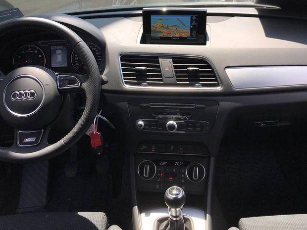 Photo miniature de la Audi Q3 1.4 TFSI 125 ch S line 2018 d'occasion