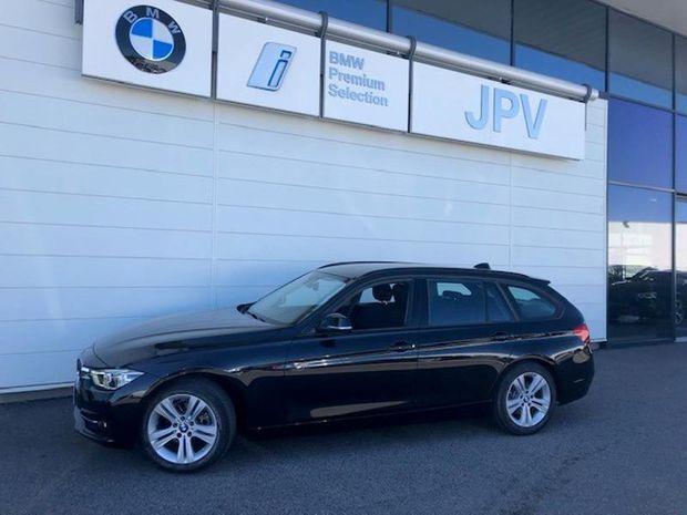 Photo miniature de la BMW Serie 3 Touring 318dA 150ch Sport Euro6c 2018 d'occasion