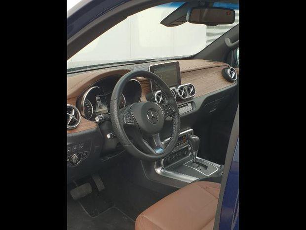 Photo miniature de la Mercedes Classe X 250d 190ch Power 4Matic BVA7 2018 d'occasion
