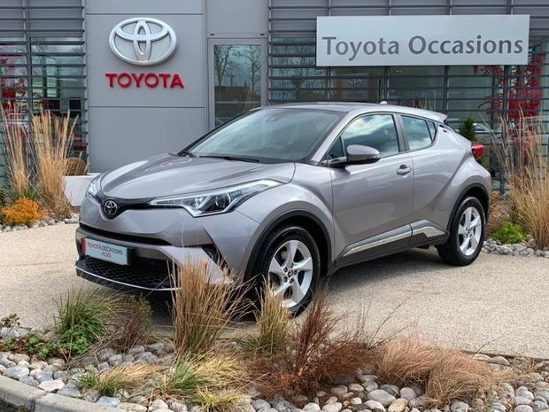 Photo miniature de la Toyota C-HR 1.2 Turbo 116ch Dynamic 2WD 2017 d'occasion