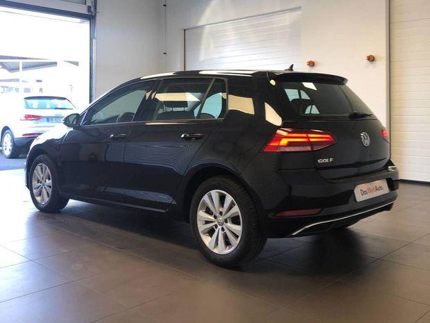 Photo miniature de la Volkswagen Golf 1.4 TSI 125 Confortline 2018 d'occasion