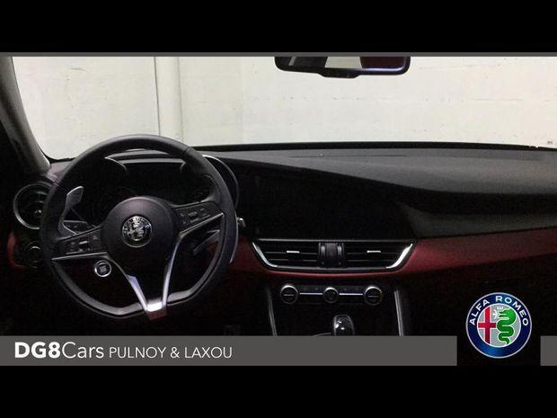 Photo miniature de la Alfa Romeo Giulia 2.2 JTD 210ch Veloce Q4 AT8 2017 d'occasion
