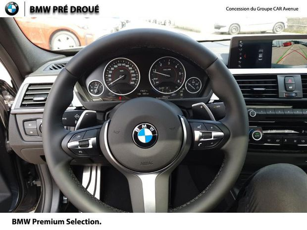 Photo miniature de la BMW Serie 3 320dA xDrive 190 ch Berline M Sport 2019 d'occasion