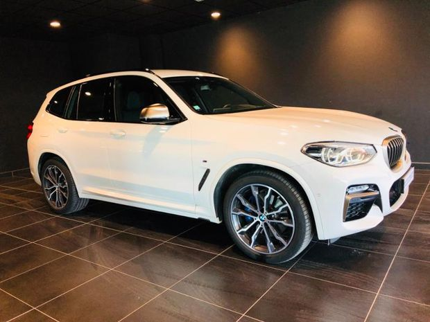 Photo miniature de la BMW X3 M40iA 360ch 2018 d'occasion