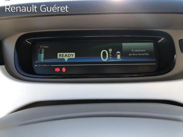 Photo miniature de la Renault Zoé Zoe Life charge rapide 2015 d'occasion