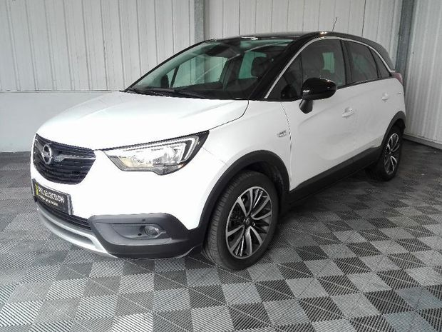 Photo miniature de la Opel Crossland X 1.2 Turbo 110 Innovation 2018 d'occasion
