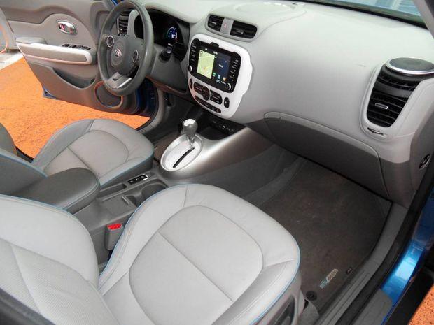 Photo miniature de la Kia Soul EV Electrique 110 ch Ultimate 2018 d'occasion