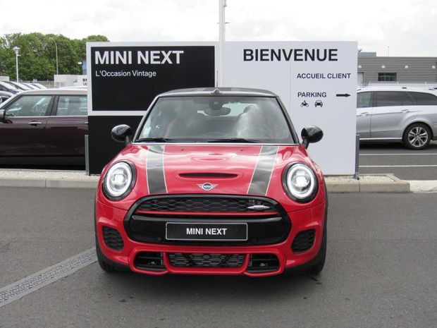 Photo miniature de la Mini Cabrio John Cooper Works 231ch Ultimate Euro6d-T 2019 d'occasion