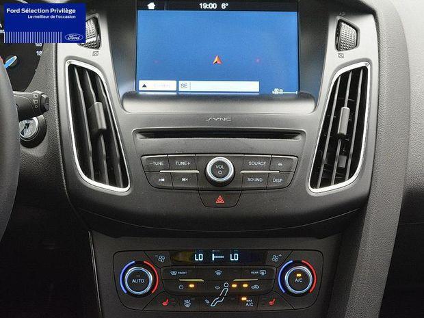 Photo miniature de la Ford Focus 1.0 EcoBoost 125ch Stop&Start Titanium 2018 d'occasion