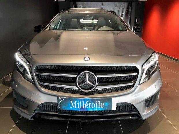 Photo miniature de la Mercedes GLA Classe  200 d Fascination 2016 d'occasion