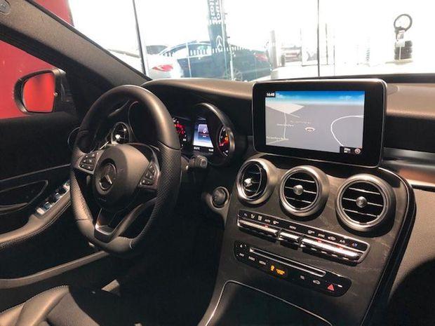 Photo miniature de la Mercedes Classe C 200 Sportline 9G-Tronic 2018 d'occasion