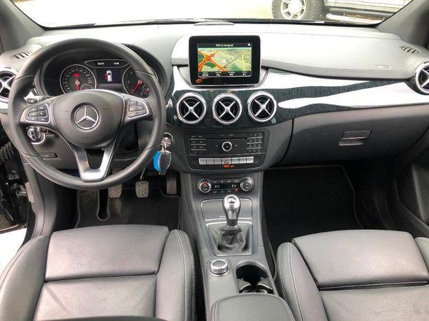 Photo miniature de la Mercedes Classe B 180 d 109ch Sensation 2016 d'occasion