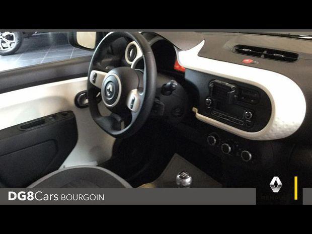 Photo miniature de la Renault Twingo 0.9 TCe 90ch energy Zen 2018 d'occasion