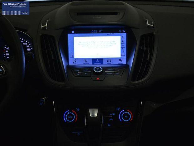 Photo miniature de la Ford Kuga 1.5 TDCi 120ch Stop&Start Titanium 4x2 Powershift 2018 d'occasion