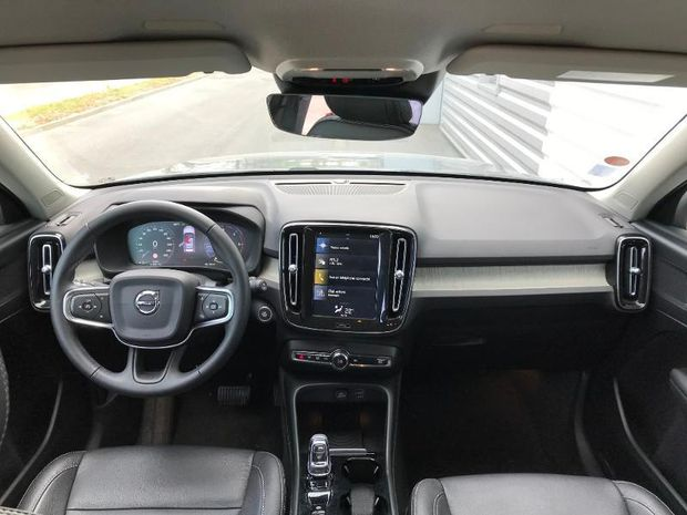 Photo miniature de la Volvo XC40 D3 AdBlue 150ch Inscription Geartronic 8 2018 d'occasion