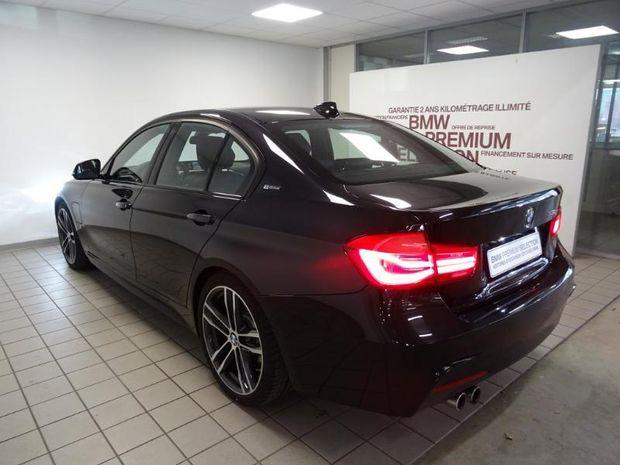 Photo miniature de la BMW Serie 3 330eA 252ch M Sport 2018 d'occasion