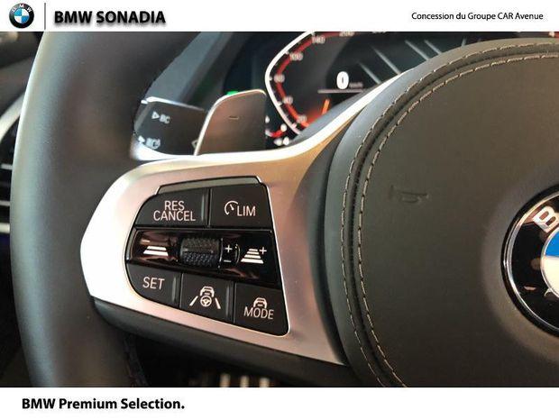Photo miniature de la BMW X5 xDrive30dA 265ch M Sport 2019 d'occasion