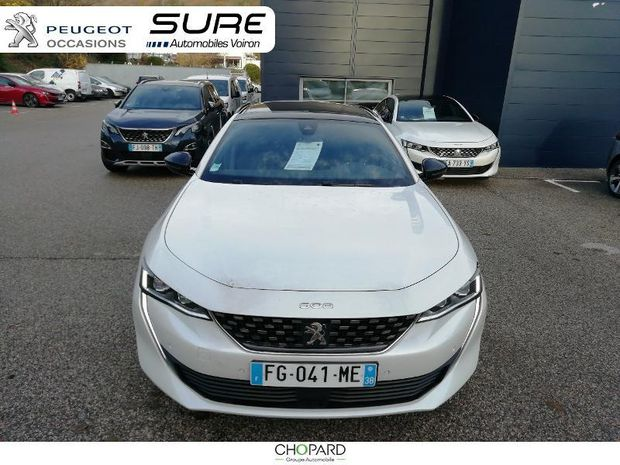 Photo miniature de la Peugeot 508 SW BlueHDi 160ch S&S GT Line EAT8 2019 d'occasion