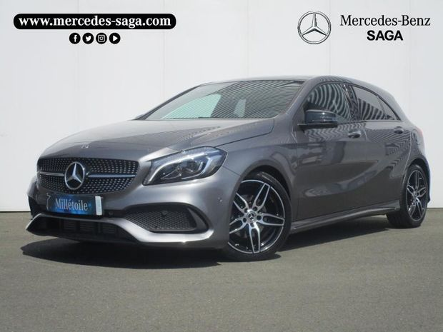 Photo miniature de la Mercedes Classe A 200 d Fascination 7G-DCT 2018 d'occasion