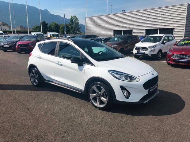 Photo miniature de la Ford Fiesta Active 1.0 EcoBoost 100ch S&S Plus Euro6.1 2018 d'occasion