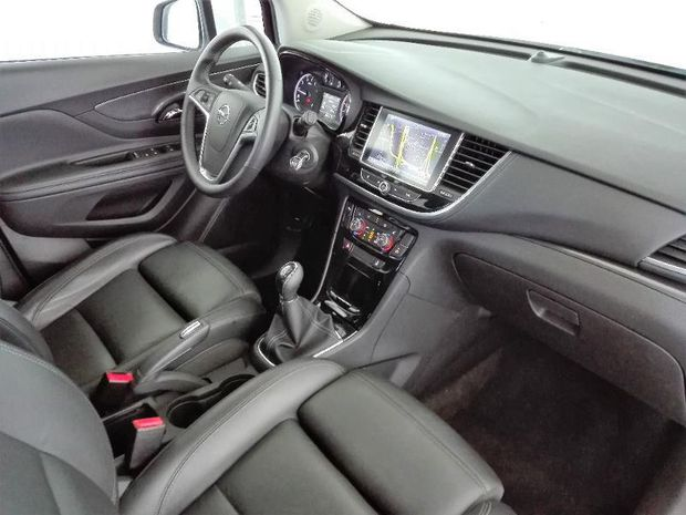 Photo miniature de la Opel Mokka X 1.4 Turbo 140ch Elite 4x2 2018 d'occasion