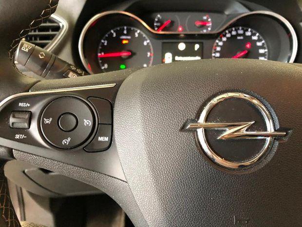 Photo miniature de la Opel Grandland X 1.2 Turbo 130ch Innovation BVA 2018 d'occasion