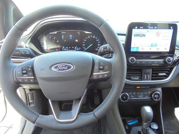 Photo miniature de la Ford Fiesta 1.0 EcoBoost 100ch Stop&Start Titanium BVA 5p Euro6.2 2019 d'occasion
