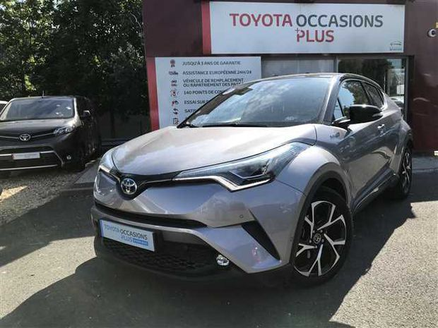 Photo miniature de la Toyota C-HR Hybride 122h Graphic 2017 d'occasion