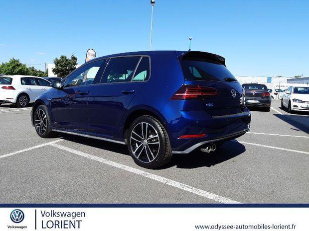 Photo miniature de la Volkswagen Golf 1.4 TSI 204ch GTE DSG7 5p 2018 d'occasion