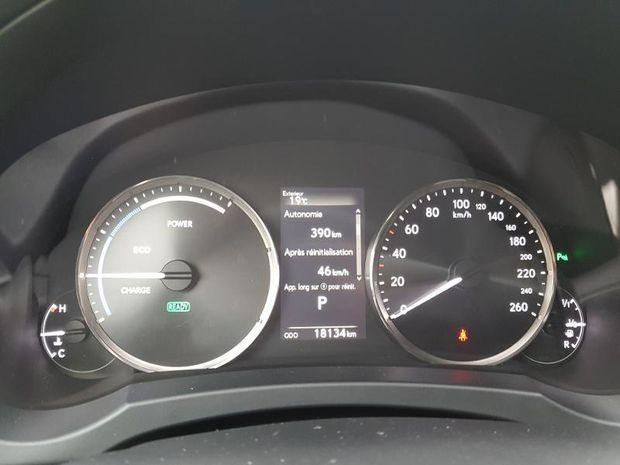 Photo miniature de la Lexus IS 300h Pack Euro6d-T 2018 d'occasion