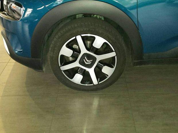 Photo miniature de la Citroën C4 Cactus PureTech 130 S&S BVM6 Shine 2018 d'occasion